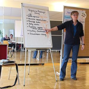 Workshop zur Organisationsentwicklung mit Nadja Cirulies