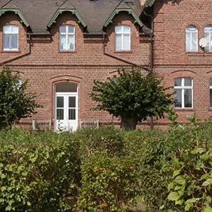 """Begegnungsstätte """"Mit Frauen für Frauen"""", Tauche"""