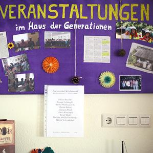 Haus der Generationen Weichensdorf
