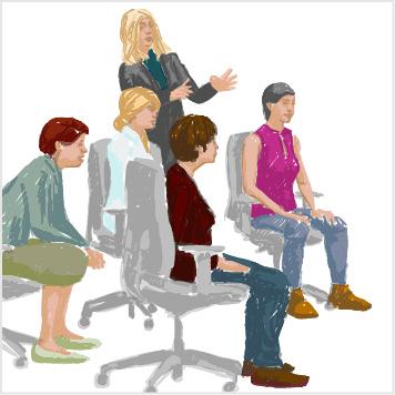 Kommunikationstraining für Frauen